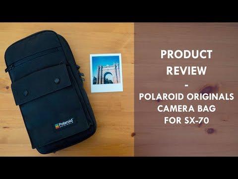 Product Review - Polaroid Originals Camera Bag For SLR Cameras (SX-70)