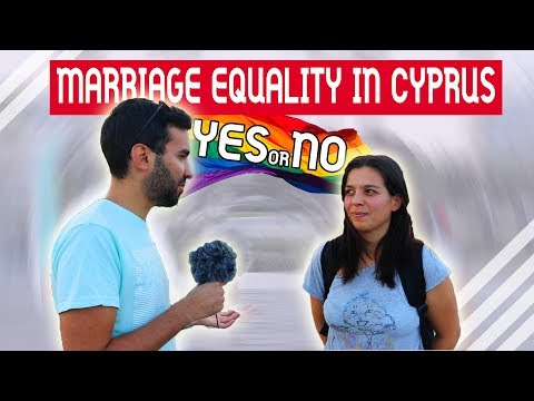 Marriage Equality in Cyprus: Would you vote Yes or No?! | Feat. Limassol's Mayor