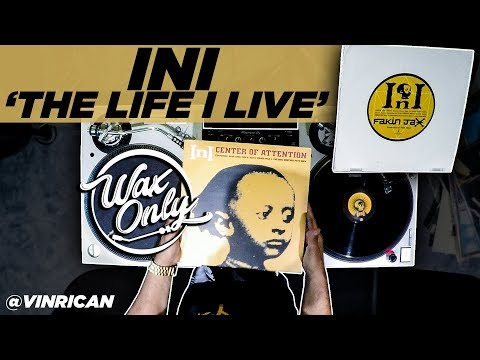 Discover Samples On INI's 'The Life I Live' #WaxOnly