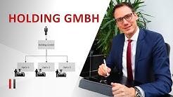 Holding Struktur gründen: Steuervorteile bei Dividenden und Verkauf sichern!