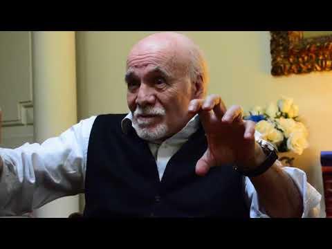 POESÍA A LA CALLE - Entrevista a Abelardo Castillo (Buenos Aires)
