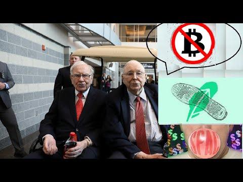 Заплахите за Уорън Бъфет - Bitcoin, Robinhood, SPAC (Еп.24)