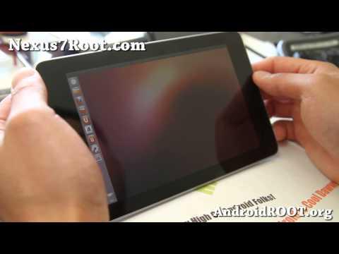 How to Install Ubuntu on Nexus 7! [NATIVE]