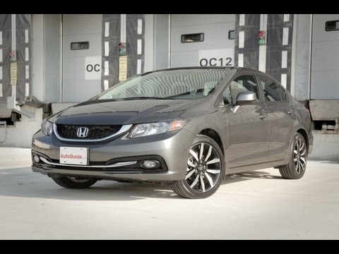 2013 Honda Civic Review - Keeping Up With Expectations