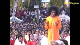 Prasanthi Mandir Bhajan .....VITHALA BHAJO SAI....