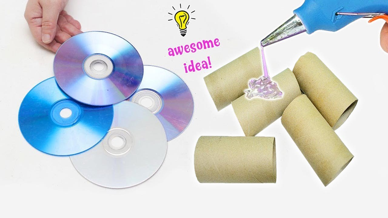 From Trash To Treasure 6 Recycled Crafts That You Could Find At