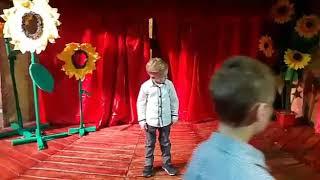 Внуку Сашеньке исполняется 5 лет.