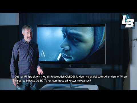 TEST: Philips 65OLED984 - OLED-TV Med Helt Rå Lyd - Gråbeins Gadget Guide (NO)