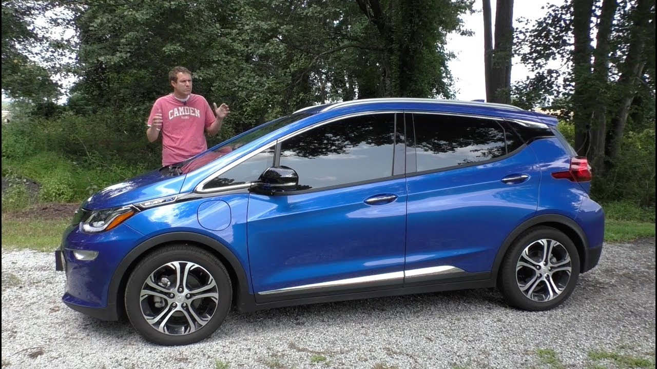 Here S Why The Chevy Bolt Is Uncool Electric Car