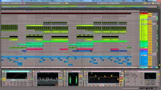 FREE Future House Ableton Template / Project 2016 [Royalty Free EDM Ableton Track]