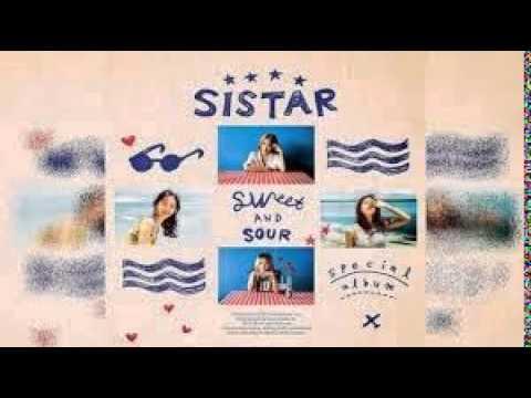 Sistar I Swear Audio (Full Audio) Sweet & Sour (Digital Single) Lyrics In Description