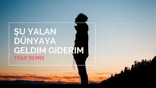 Gambar cover Şu Yalan Dünyaya Geldim Giderim (Adem Aksu Remix)