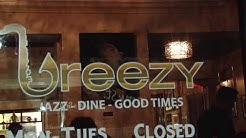 Terry Doc Handy At Breezy Jazz Club in Jacksonville, Florida