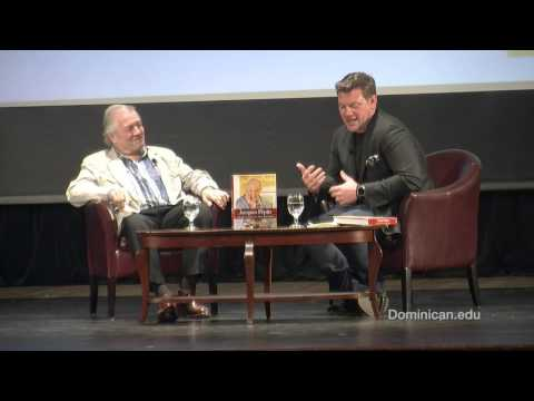 Jacques Pepin in conversation with Tyler Florence