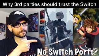 Why 3rd parties shouldn