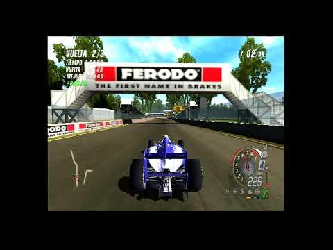 Carrera 10   5to Campeonato Online de ToCA 3   Formula Palmer Audi - Adelaide Street Circuit