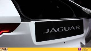 Auto Expo 2014 - Jaguar Highlights (First Look - India )