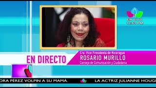 Comunicación con la Vicepresidenta Compañera Rosario Murillo, 15 de Febrero 2018