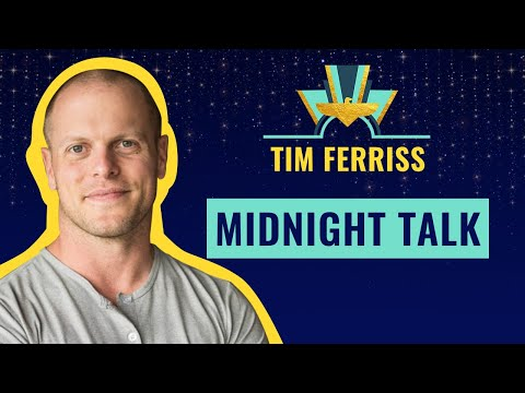 Midnight Talk with Tim Ferriss at TheFamily