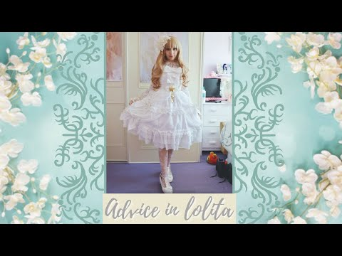 Advice, safety and appropriateness in Lolita Fashion ~