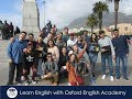Learn English with Oxford English Academy Cape Town Fun Activities Mandela Day Drive