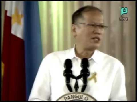 Agenda Setting: Talumpati ni Pangulong Benigno S. Aquino III [09/12/14]