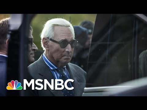 Trump Ally Roger Stone Found Guilty On All Counts | MSNBC