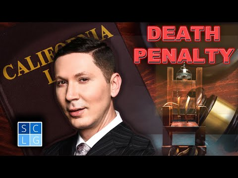 "When can prosecutors seek the ""Death Penalty"" in California?"