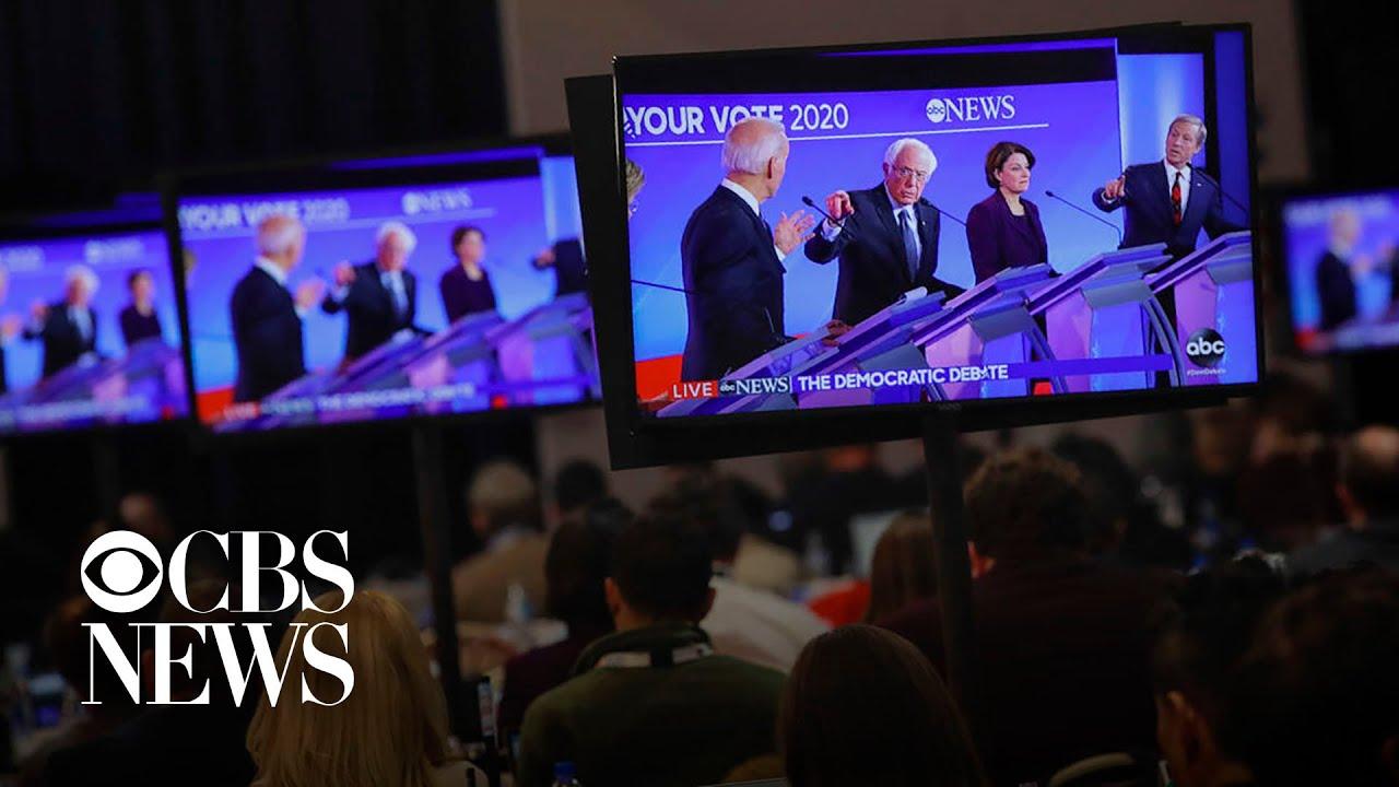 How to Watch the Democratic Debate Tonight in Nevada