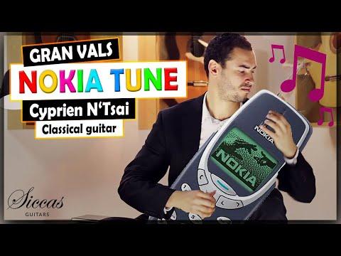 Francisco Tárrega - Gran Vals - Played By Cyprien N'tsai On A 1914 Hermann Hauser I Guitar
