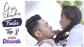 Trailer Phim Ma Học Đường Cô Gái Đến Từ Bên Kia  Tập 8  K.O (Uni5), Emma, Quỳnh Trang, Thông Nguyễn