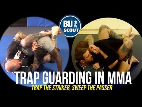 BJJ Scout: Trap Guarding In MMA - A Meta Study