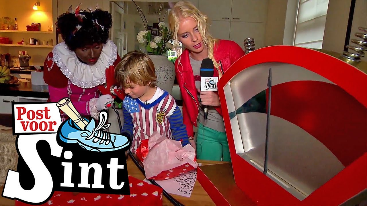 POST VOOR SINT (2014) • AFL. 9 • TV-programma