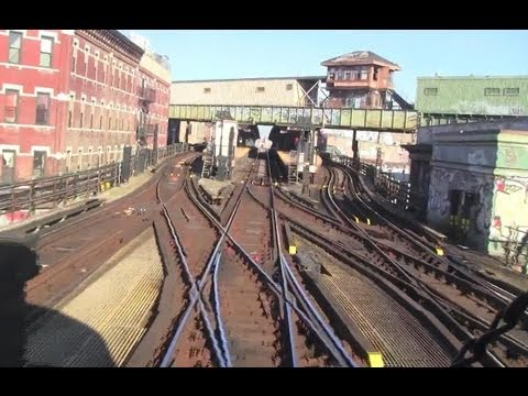 ᴴᴰ R42 Z Train RFW Footage – Jamaica Center-Broad Street [Skip Stop Express] (2013)