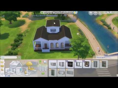 The Sims 4 House Building - Costruiamo la casa per i nostri Sim!