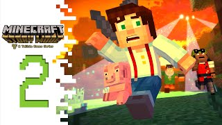 Minecraft: Story Mode - EP02 - Ripped Off!