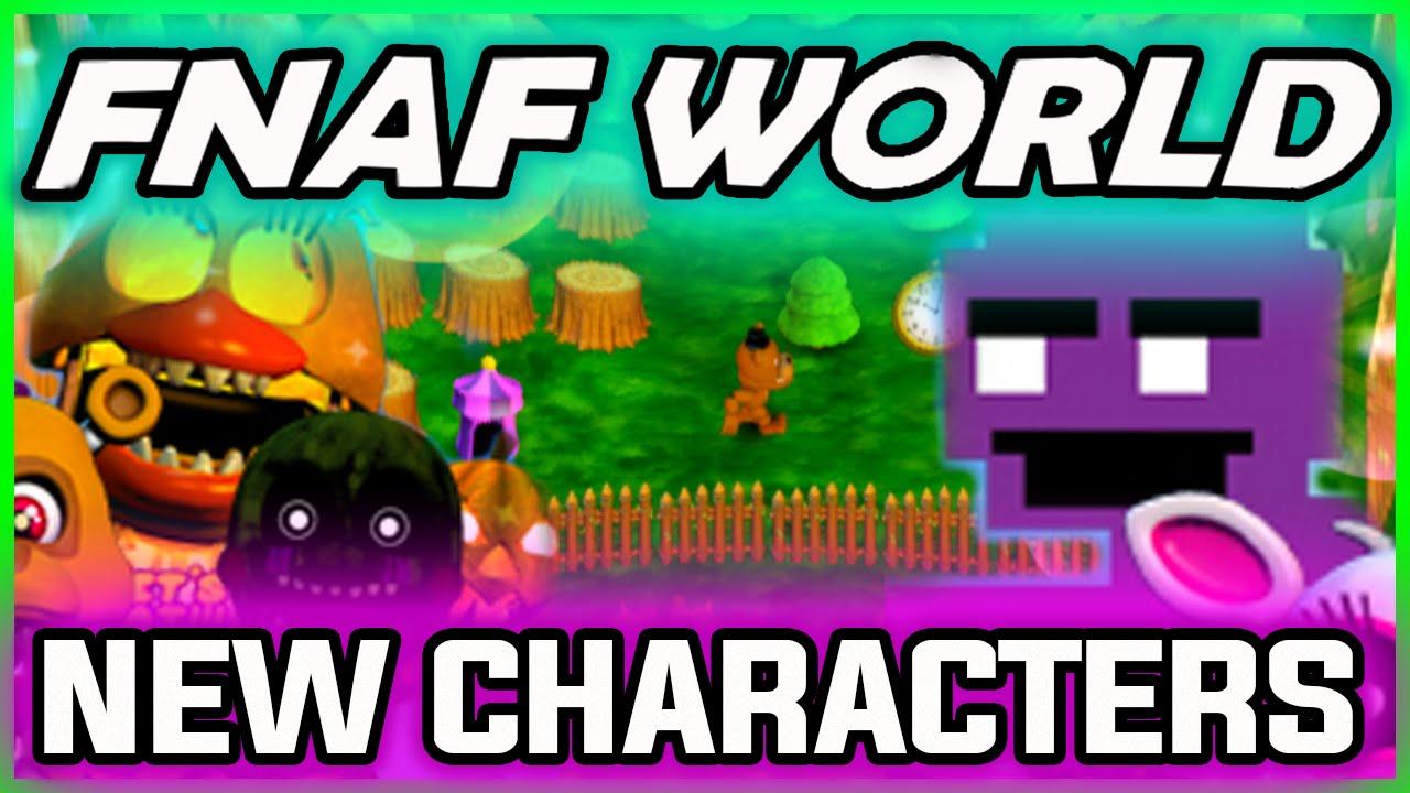 Update fnaf download world 2 FNAF Download