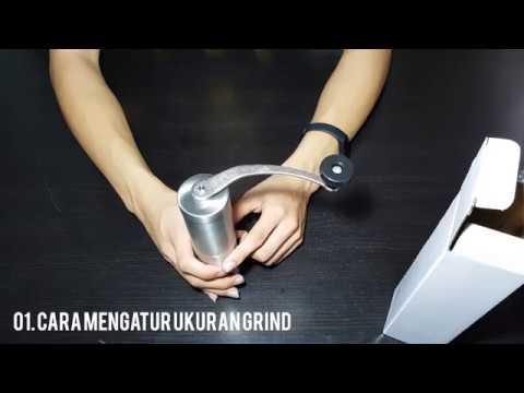 Cara Menggunakan Coffee Maker Electrolux : Cara menggunakan hand grinder - YouTube