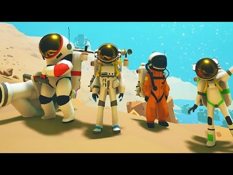 ASTRONEER | *NEW GAME* (MINECRAFT IN SPACE)