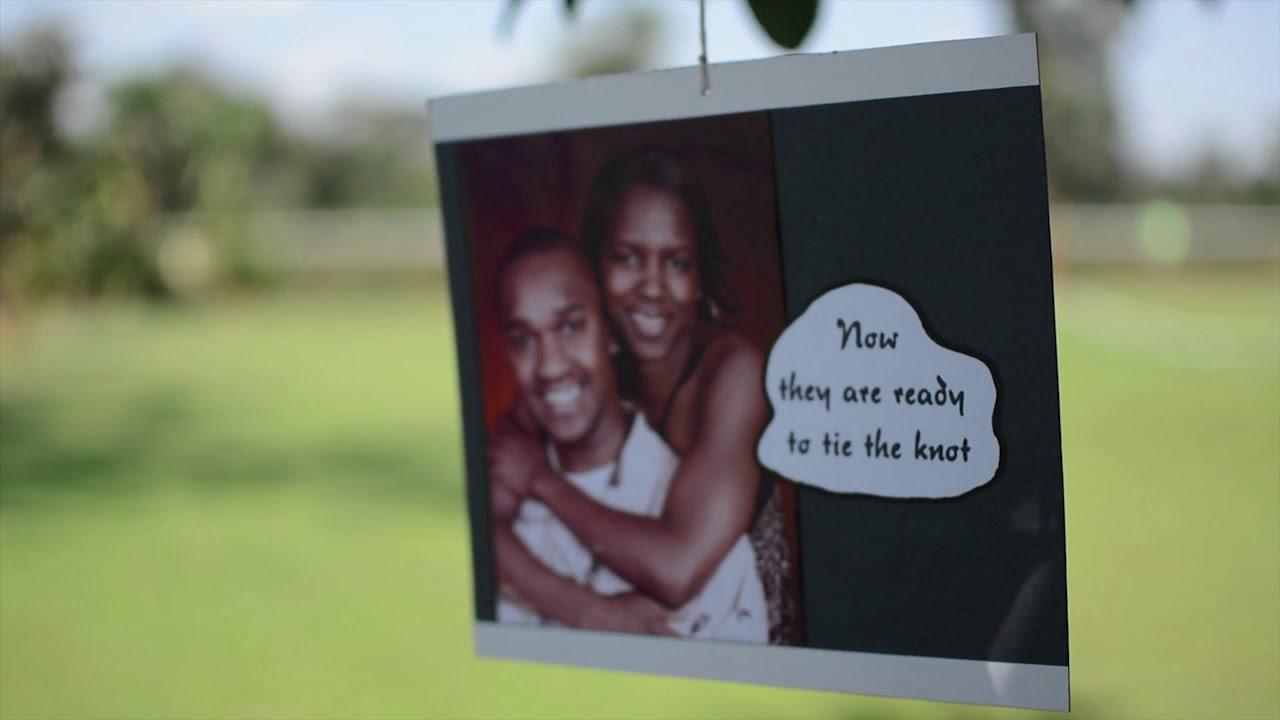 Custom Wedding Invitation Video (Save The Date)