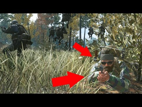 "HIDING IN PLAIN SIGHT ON MWR!! *THEY DIDN'T EVEN NOTICE ME* ""FINDING NOGAME"" EP.24"