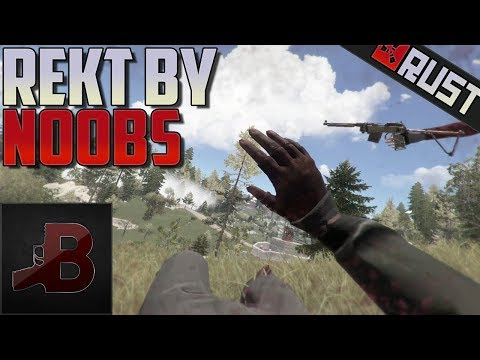 Wrecked By Noobs - Rust thumbnail