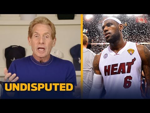 Skip Bayless defends his tweet claiming that LeBron James is not the G.O.A.T. | NBA | UNDISPUTED
