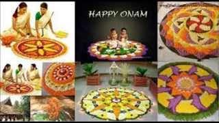 Happy Onam 2016- wishes, SMS, Greetings, Text Message, Whatsapp video screenshot 1