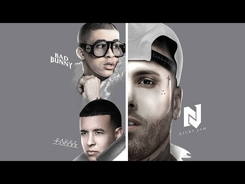 Nicky Jam, Daddy Yankee, Bad Bunny – Solo Bailame (Official Audio Video Preview)
