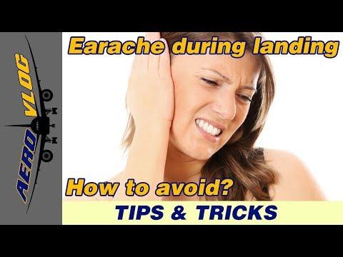 Ear pain during landing some useful tips | AeroVlog [ENG+SUBS]