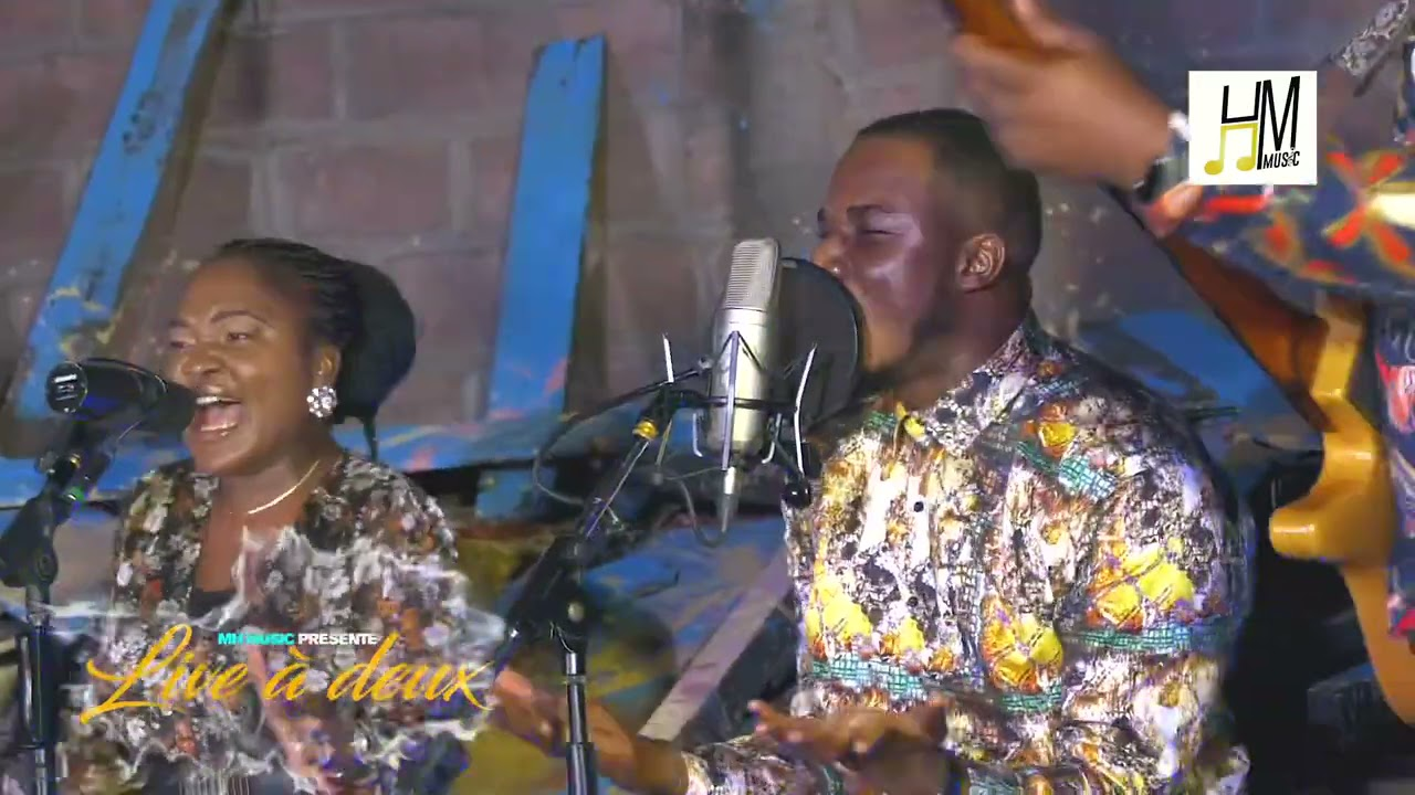 Download Michel Bakenda - #LIVEADEUX (Josiane Nsimba - Mokolo Lokola Oyo)