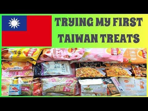 TAIWAN SNACKS &