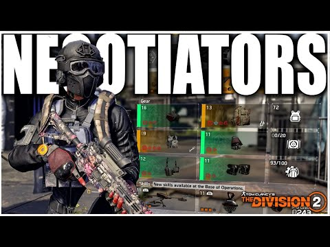 THE DIVISION 2 PVE BUILD YOU SHOULD TRY! NEGOTIATORS DILEMMA IS AMAZING & HERE IS HOW TO BUILD IT