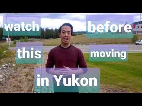 What's In Yukon? Exploring Whitehorse Downtown